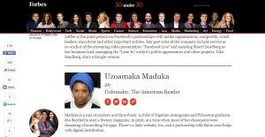 Uzoamaka-Maduka-on-Forbes-January-2014-BellaNaija